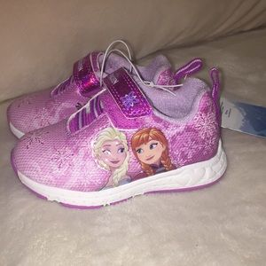 Girls Frozen sneaker